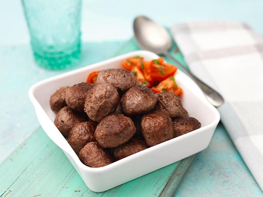 Spanish Meatballs