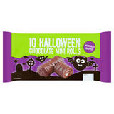 10 Halloween Chocolate Mini Rolls