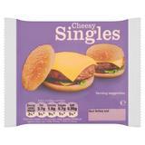 15 Cheesy Singles 255g