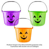 . 1unt Pumpkin Bucket