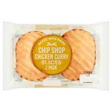 2 Chip Shop Chicken Curry Slices 260g