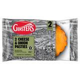 2pk Cheese & Onion Pasty 260g