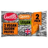 2pk Vegan Quorn Pasty 260g