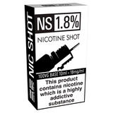 88Vape 1.8% Nicotine Shot 10ml
