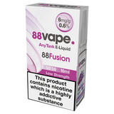 88Vape AnyTank E-Liquid 6mg 88Fusion 10ml