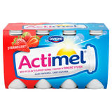 Actimel Strawberry 8 x 100g (800g)