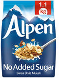 Alpen No Added Sugar Swiss Style Muesli 1.1kg
