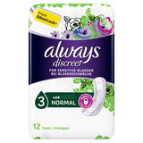 Always Discreet Incontinence Pads Normal For Sensitive Bladder 12