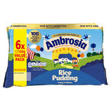 Ambrosia Rice Pudding 6 x 120g (720g)