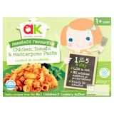 Annabel Karmel Chicken, Tomato & Mascarpone Pasta 1+ Year 200g