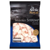 Arctic Royal Wild Red Shrimp 700g
