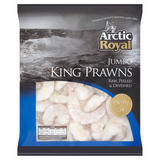 Arctic Royal Jumbo King Prawns 500g