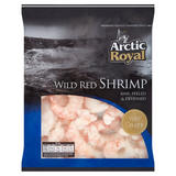 Arctic Royal Wild Red Shrimp 500g