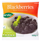 Ardo Blackberries 500g