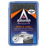 Astonish Specialist Oven & Grill Cleaner & Sponge 250g
