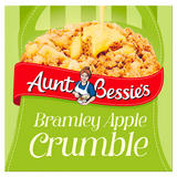 Aunt Bessie's Bramley Apple Crumble 500g