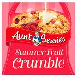 Aunt Bessie's Summer Fruit Crumble 500g