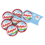 Mini Babybel Light Reduced Fat Natural Cheese Snacks 6 x 20g (120g)