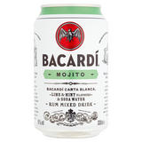 Bacardi Mojito Rum Mixed Drink 330ml