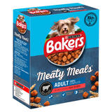 BAKERS Meaty Meals Adult Beef 1kg
