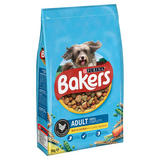 Bakers Dry Dog Food Chicken and Veg 3kg