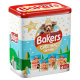 Bakers Dog Treat Christmas Tin 382g