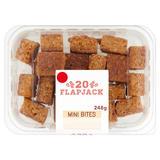 20 Flapjack Mini Bites 248g