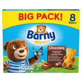Barny Chocolate Sponge Bear 8 Packs 240g