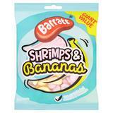 Barratt Shrimps & Bananas 220g