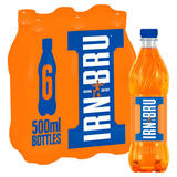 IRN-BRU 6 x 500ml Bottle