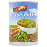 Batchelors Carrots & Peas in Water 400g
