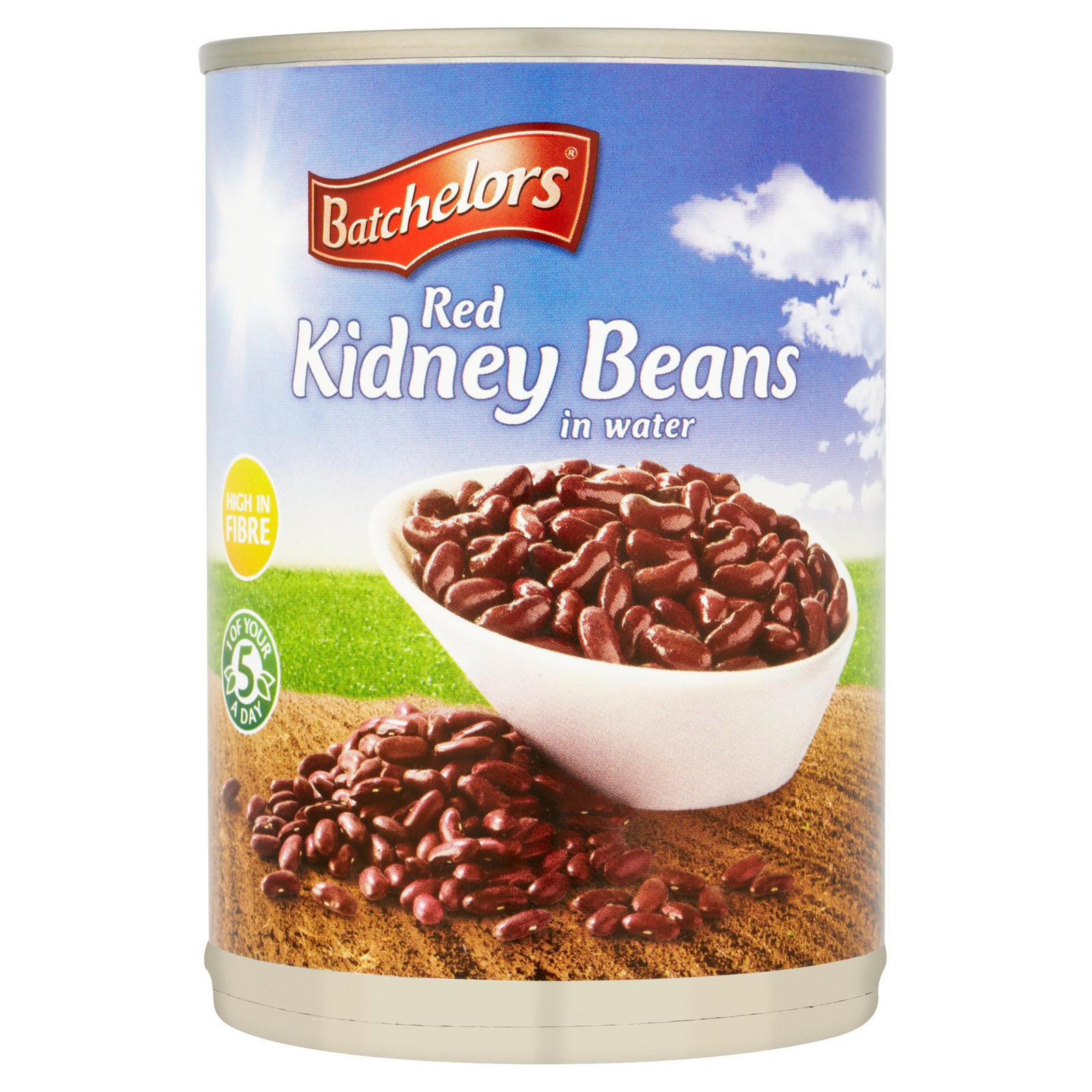 Batchelors Red Kidney Beans In Water 400g Tinned Tomatoes Vegetables Iceland Foods