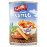 Batchelors Sliced Carrots in Water 400g