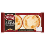 Bells 2 Steak & Haggis Pies