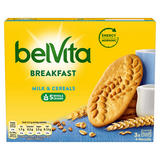 Belvita Breakfast Biscuits Milk and Cereals 3 Packs 150g