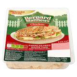 Bernard Matthews Chicken American Fried Wafer Thin 100g