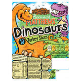 Bernard Matthews Dinosaurs 10 Turkey Slices 100g