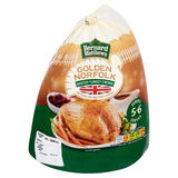 Bernard Matthews Golden Norfolk Basted Turkey Crown 1.5000kg - 1.9950kg Small