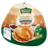 Bernard Matthews Golden Norfolk Basted Turkey Crown 2.0000kg - 3.0000kg Medium