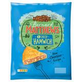 Bernard Matthews 8 Cheesy Hamwich 460g