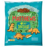 Bernard Matthews 9 Turkey Dinosaurs 450g