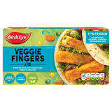 Birds Eye 10 Veggie Fingers 284g