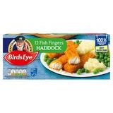 Birds Eye 12 Fish Fingers Haddock 336g