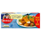 Birds Eye 15 Fish Fingers 375g