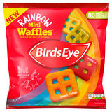 Birds Eye Rainbow Mini Waffles 534g