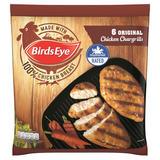 Birds Eye 6 Original Chicken Chargrills 510g