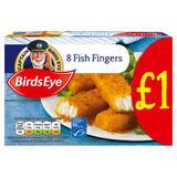 Birds Eye 8 Fish Fingers 200g