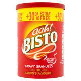 Bisto Gravy Granules 170g + 30% Extra Free