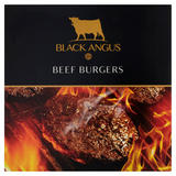 Black Angus Beef Burgers 8 x 200g (1600g)
