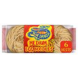 Blue Dragon 6 Medium Egg Noodles Nests 300g